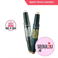 Etude House Play 101 Stick Contour Duo (Shading & Highlighter) Multi Stick