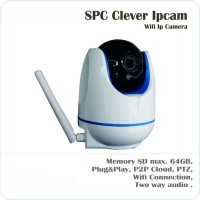 IP Camera / IP Cam / Wireless IP Camera SPC Clever IP Camera 960P ORIGINAL PRODUCT