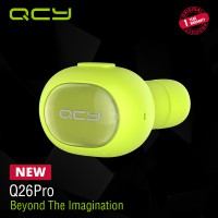 QCY Sport Bluetooth Earphone Q26 Pro Green