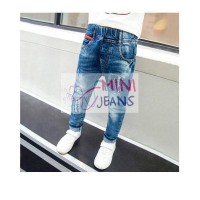 CELANA PANJANG JEANS RIPPED ANAK (8-13) (RSBY-3951)