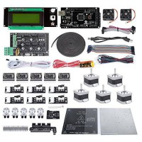 [poledit] SainSmart Ramps 1.4 + Mega2560 R3 + LCD2004 + A4988 + J-head 3D Printer Kit for /10186008