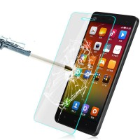 Anti Gores Kaca Tempered Glass Xiaomi Redmi 3 Clear Bening High Quality