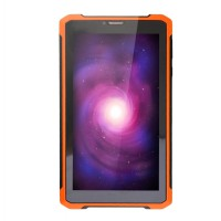 Smart Tablet 7 inch Dual Camera Dual SIM Card Phone Call With For Android 4.2—orange|ZB158902