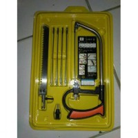 GERGAJI PLASTIK PIPA PVC BESI METAL MAGIC SAW 3 IN 1
