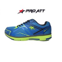 PRO ATT Men Shoes Flash Blue/Lime