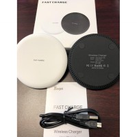 Fast Charge Qi Wireless Charger for all android ios Iphone Samsung