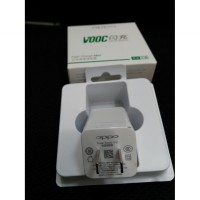 Charger Travel Oppo 4A VOOC Original 100%