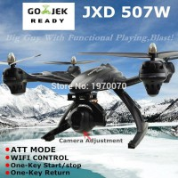 JXD 507W FPV WIFI LIVE CAMERA Altitude Hold Quadcopter RC
