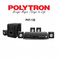 POLYTRON HOME THEATER PHT-138 5.1