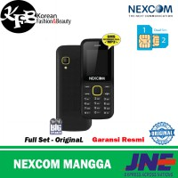 Hp Murah NEXCOM MANGGA BIG SPEAKER - Original - Garansi