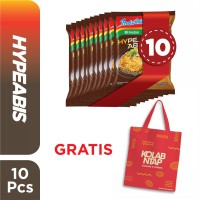 [PICK UP AIA] 10 Pcs – Indomie HypeAbis Chitato + FREE Tote Bag