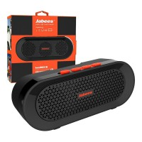 Jabees BeatBox BI Portable Bluetooth Wireless Splashproof Speaker with In-Built Mic