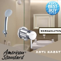 BEST SELLER! American Standard Kran & Hand SHower Agate Exposed (Dingin Saja) Berkualitas Tinggi
