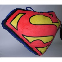 Boneka Bantal Superman Medium Lucu Murah BT 01