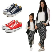 Branded Sneakers Shoes Mom and Kids Edition - Sepatu Sport Casual