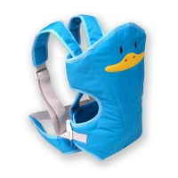 LustyBunny Baby Carrier Motif DUCK Blue