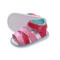 LustyBunny Baby Shoes motive Little Flower