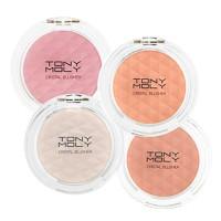 ORIGINAL TONY MOLY Crystal Blusher ★Get it Beauty rank 1★ 5 OPTION COLORS