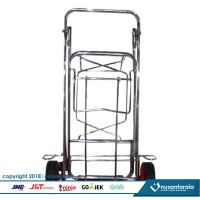 Troli Lipat Serbaguna Trolley Carrier Multifungsi Galon