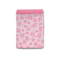 Lusty Bunny Waslap-WH3581Pink
