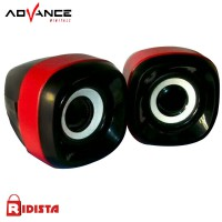 Advance Speaker Multimedia 2.0 Duo 040