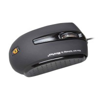 MicroPack Bluetech USB Mouse BT-2076 Black