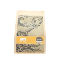 Otten Coffee Arabica Gayo Natural Process 200g - Biji / Bubuk Kopi