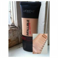 SHARE IN JAR 5 ML - L'Oreal Infallible Pro-Matte 24HR Foundation