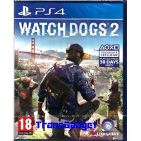 [Sony PS4] Watch Dogs 2