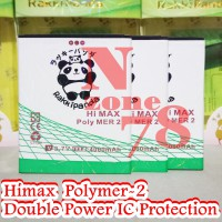 Baterai Himax Polymer 2 Double IC Protection