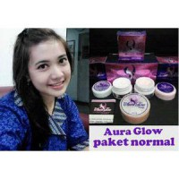 AURA GLOW MAGIC BEAUTY CREAM BPOM - Paket Normal Lengkap HARGA PROMO