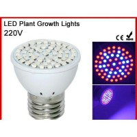 LED Plant Growths Lights 5W 60LED - Lampu Tanaman Indoor