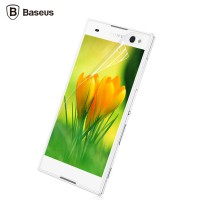 Baseus Clear Film Screen Guard For Sony Xperia C3 2pcs