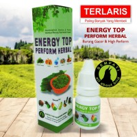 Energy Top Perform Herbal Sempati Vitamin Burung Meningkatkan Durasi Kicauan Volume Gacor