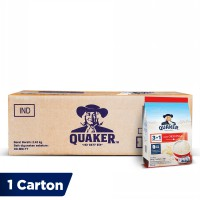 Quaker 3 in 1 Original Polybag 7s [1 Carton - 12 Pcs]