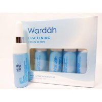 WARDAH LIGHTENING FACIAL SERUM ISI 5 ML - jual per pcs