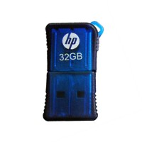 HP Flash Drive v165 w - 32GB - Biru