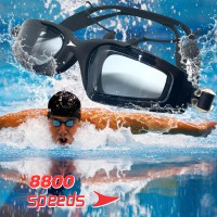 KACAMATA RENANG SWIMMING GOGGLES ORIGINAL SPEEDS 8800 ANTI-FOG AND UV SHIELD IMPORT TERMURAH