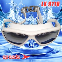 KACAMATA RENANG SWIMMING GOGGLES ORIGINAL SPEEDS 9110 ANTI-FOG AND UV SHIELD IMPORT TERMURAH