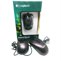 Logitech B110 Wired Mouse Optical | Best Value Termurah