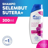 Head & Shoulder Sampo Smooth and Silky 300 ml