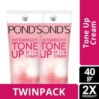 TWIN PACK - PONDS INSTABRIGHT TONE UP CREAM 40G-y