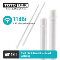 TOTOLINK A011 KIT - 2.4G 11dBi Omni Directional Antenna