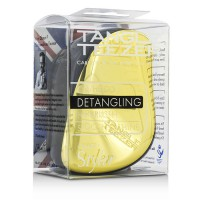 Tangle Teezer Compact Styler On-The-Go Detangling Hair Brush - # Gold Rush 1pc