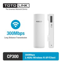 Totolink CP300 - 300Mbps 2.4GHz Long Range Wireless Outdoor CPE
