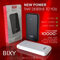 Powerbank Vizz Bixy 10000mAh Super speed dual port
