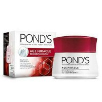 POND'S AGE MIRACLE WRINKLE CORRECTOR DAY CREAM SPF 18 50 GR PONDS