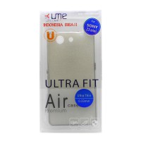 Ume Ultra Fit Air Silicon Soft Case Sony Xperia Z3 Compact