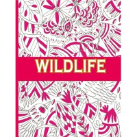 My Style ST 7789 Wildlife Colouring Book 32 pages