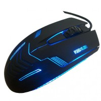 Rexus Mouse Gaming RXM-G3 - Hitam